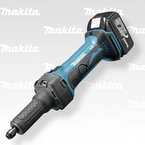 Makita DGD800RTJ Aku přímá bruska Li-ion LXT 18V/5,0Ah,Makpac