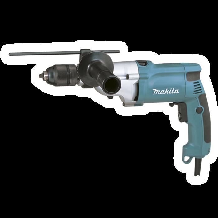 Makita HP2051HJ Příklepová vrtačka,rychlosklíčidlo 1,5-13mm,2rychlosti,720W,Makpac