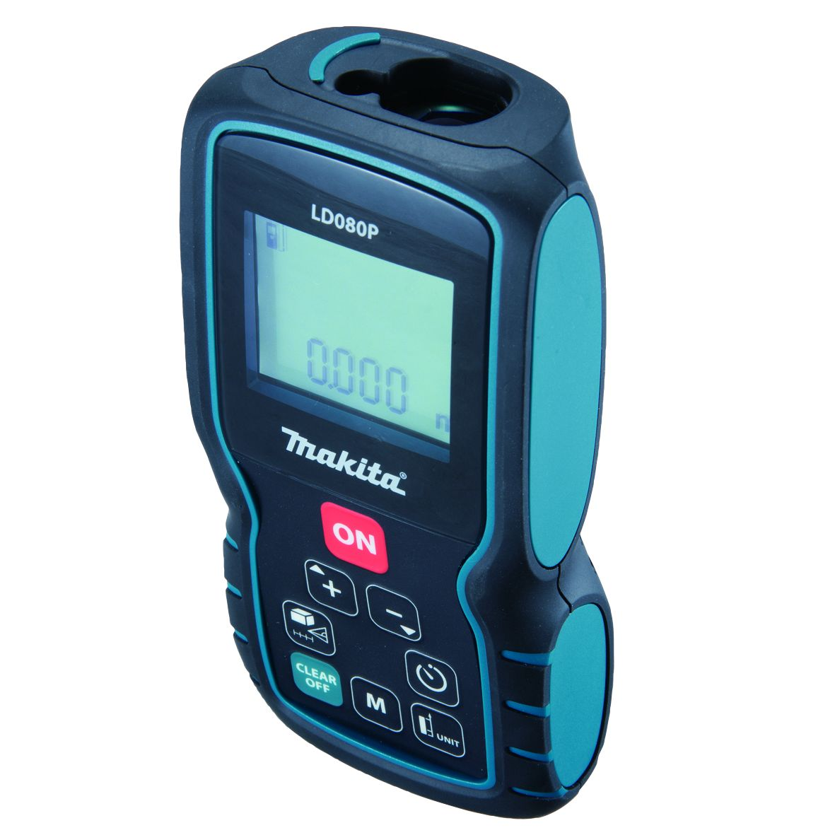 Makita LD080PI Laserový měřič vzdálenosti 0-80m (aku článek AAA)