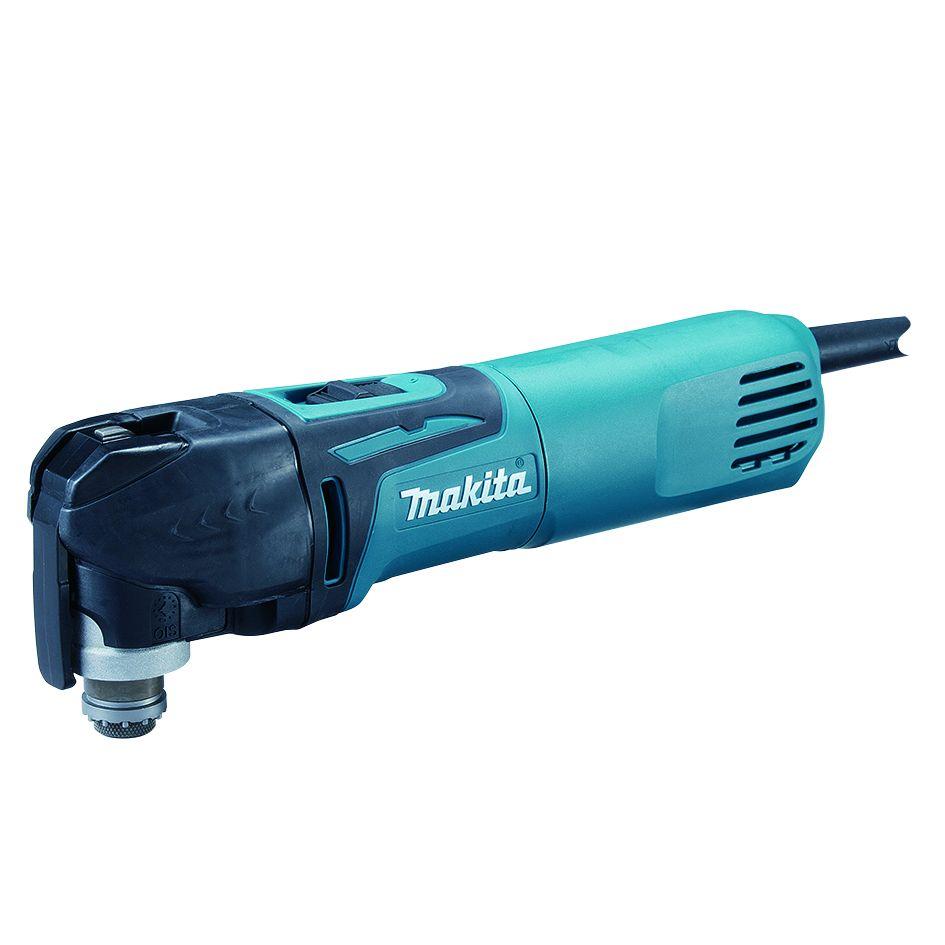 Makita TM3010CX13 MultiTool s příslušenstvím 320W