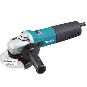 Makita 9565HRZ Úhlová bruska 125mm,SJS,1100W