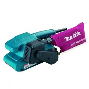 Makita 9911 Pásová bruska 457x76mm,650W