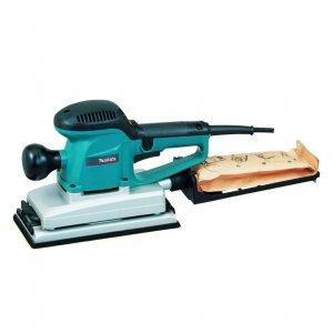 Makita BO4900VJ Vibrační bruska s regulací 115x229mm,330W,Makpac
