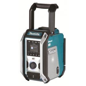 Makita DMR115 Aku rádio DAB, Bluetooth, USB Li-ion CXT 10,8/12V,LXT14,4/18V