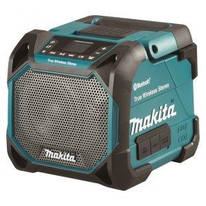 Makita DMR203 Aku přehrávač s Bluetooth, Li-ion CXT 10,8/12V,LXT14,4/18V