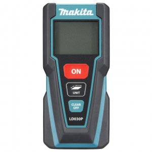Makita LD030P Laserový měřič vzdálenosti 0-30m (aku článek AAA)